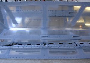 Finished priming the Horizontal Stabilizer