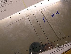 Here's my template for trimming the F-996B spacer!