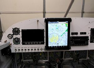 AirGizmo 656 Mount Refit for iPad