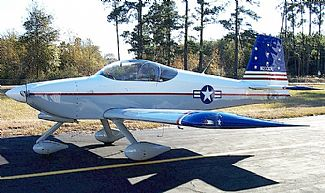 Don Lymbery's RV-9A